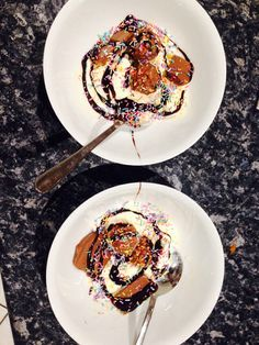 Ice cream ft sprinkles
