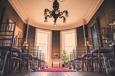 Raemoir House, Scotland. By the time girls reach marrying age most are able to describe, in painstaking detail, exactly what their wedding will look like. Some paint a picture of champagne receptions and crystal flutes, while others describe free-flowing beer fountains and chilled pint glasses. But there is one aspect of the special day for which many brides have a shared vision - the venue.