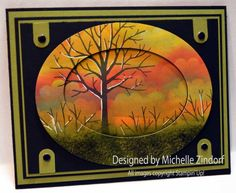 Layered Sheltering Tree - MZ by Zindorf - Cards and Paper Crafts at Splitcoaststampers