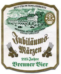 Groß-Umstadt - Bestehende Brauereien - Faust