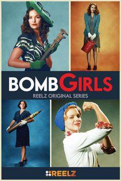 bomb girls series | Bomb Girls season 2 2013 | LoadTV