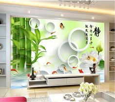Custom-3d-photo-wallpaper-3d-wall-murals-wallpaper-China-font-b-Wind-b-font-font-b.jpg (682×609)