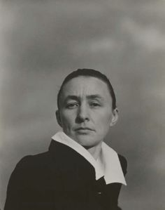 Georgia O'Keeffe photographed by Alfred Stieglitz