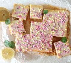 Zitrus Buttermilch Kuchen / Zitronenkuchen / Lemonies / Lemon Bars