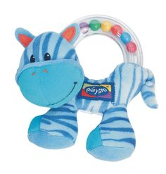 Playgro- Zebra Loop Rattle