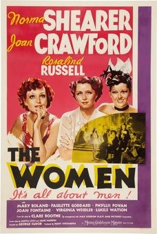 What Mrs. Fowler's Friends Come In For: The Women 1939, Norma Shearer, Joan Crawford, Rosaline Russell, Virginia Weidler. http://www.mildredsfatburgers.com/1/post/2014/01/what-mrs-fowlers-friends-come-in-for.html