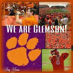 We are Clemson