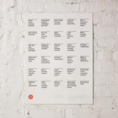 My design inspiration: Challenge Yourself Print on Fab.
