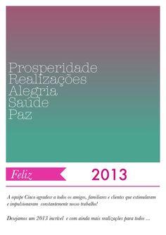 Feliz 2013 ...