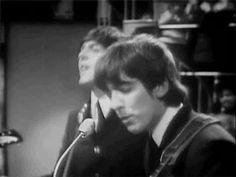 Paul encouraging George
