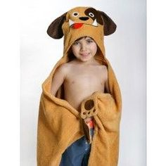 Zoocchini Toddler Bath Towel - The Duffy the Dog hooded towel makes bath and swim time a joy. Toddler Towels, Travel System, Duffy, Bath Time, Washing Clothes, Bath Towels, Babys, Car Seats, Baby Kids