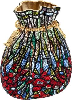 Judith Leiber . Evening handbags ......OMG! I want this one