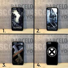X Men Age of Apocalypse iphone case
