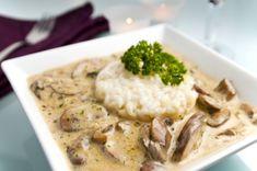 Hlivová omáčka - Recept pre každého kuchára, množstvo receptov pre pečenie a varenie. Recepty pre chutný život. Slovenské jedlá a medzinárodná kuchyňa