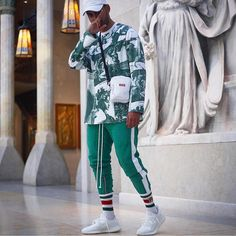 @raheezy108 in our green zip Track pants. Order at :www.urkoolwear.com . . . . #urkoolwear#fashion#style#streetwear#streetfashion#highend#hype#outfitgrid#hypebeast#kanyewest#tyga#justinbieber#antisocialsocialclub#ysl#balmain#ootd#potd#rickowens#offwhite#supreme#fog#representclo#yeezyboost#yeezyboost350#yeezyseason5#yeeezyseason4#adidas#vans#gucci#vetement