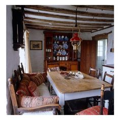 Cottage Home Interior .Cottage Home Interior Bohemian House, Bohemian Interior, Bohemian Kitchen, Bohemian Decor, Dining Room Design, Interior Design Kitchen, Interior Livingroom, Welsh Cottage, Cottage Style