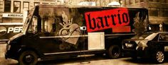 Barrio's food truck is a beauty--and worth the wait.