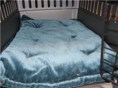 Make an Orthopedic Dog Crate Pad