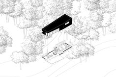 atelier mima maison JJ&S.M timber house nivillac france designboom