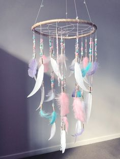 67 noble DIY home decor bedroom projects that will fit your home in the budget of 59 . - 67 noble DIY home decor bedroom projects to decorate your home in the budget of 59 # designinterior - Kids Crafts, Crafts For Girls, Diy Home Crafts, Crafts To Make, Arts And Crafts, Room Crafts, Baby Room Diy, Diy Baby, Diy Para A Casa