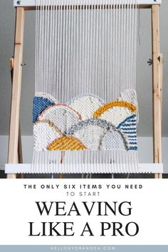 Start Weaving Supplies Beginner
