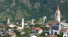 Biohotel Panorama, Mals im Vintschgau/Südtirol, unweit der Schweizer Grenze, erreichbar über Ofenpass oder Reschenpass