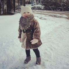 Anielove winter #snow zara Saturday