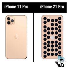 """PoPhone.eu on Instagram: """"Szerintetek így fognak kinézni a telefonok néhány év múlva?🤣 • Van ötletetek, hogy mivel lehet még fejleszteni az okostelefonokat? Ti…"""" Evo, Iphone 11, Phone Cases, Instagram, Phone Case"""