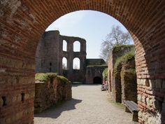 Kaiserthermen | Imperial Roman Baths | Trier, Germany