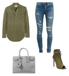 """""""Untitled #316"""" by fashionic96 ❤ liked on Polyvore featuring Yves Saint Laurent"""