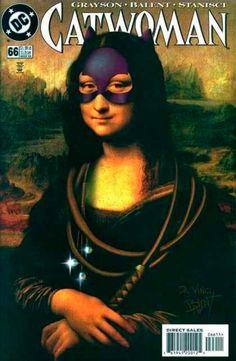 24 Funny Mona Lisa Parodies