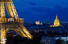 https://flic.kr/p/ZGipvm | Depuis passy | Tour Eiffel, Paris, France  Facebook / Google+ / Instagram