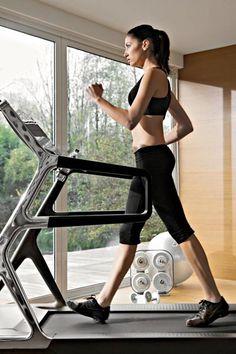 Run Personal Visioweb Treadmill - Technogym