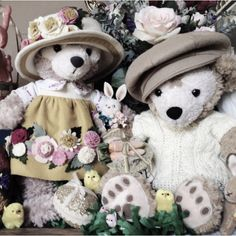 Duffy  Shellie May - the Disney Bears