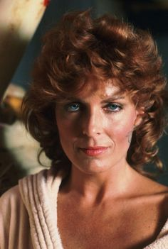 Picture of Zora (Joanna Cassidy) from Blade Runner.