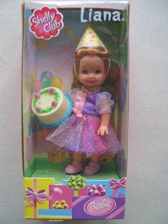 Barbie Shelly Club - Liana -  NEU OVP -  ab nur 1,00 € in Spielzeug, Puppen & Zubehör, Mode-, Spielpuppen & Zubehör   eBay!
