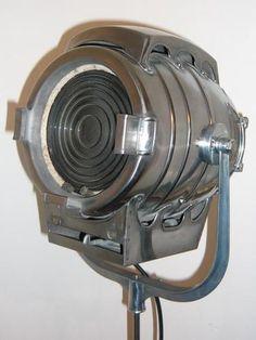 RARE HOLLYWOOD 1930S VINTAGE MOVIE LIGHT INDUSTRIAL ANTIQUE FILM THEATRE LAMP | eBay
