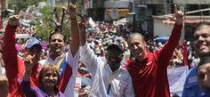 El Aissami: Aristóbulo Istúriz ha demostrado lealtad y compromiso con el pueblo El vicepresidente de Venezuela acompañó al candidato a la Gobernación del estado Anzoátegui, Aristóbulo Istúriz, en el inicio de campaña electoral