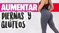 RETO AUMENTAR GLÚTEOS DESARROLLAR PIERNAS 7 ejercicios | Grow A Bigger Butt