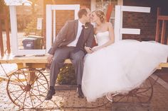 Samuel Dixon Photography - Virginia Photographers - Soft light wedding day photos