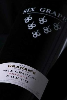 Graham's Six Grapes Reserve Port   http://www.snooth.com   #wine