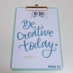 Wat is handletteren en hoe begin je Doodles, Sparkle, Letters, Deco, Letter, Decor, Deko, Lettering, Decorating