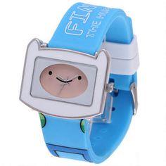 Adventure Time Finn Watch