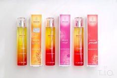 Endlich gibt es auch Parfum von Weleda! :)