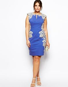10/8/2013 Sponsored Plus Size Fashion Trend of the Day ... Melina ...