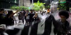 Vídeo mostra PM atirando contra manifestante em protesto no Recife