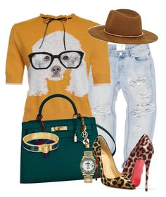 A fashion look from October 2016 featuring crewneck sweaters, OneTeaspoon and brown shoes. Browse and shop related looks. Dope Fashion, Fashion Killa, Womens Fashion, Stylish Outfits, Fashion Outfits, Fashion Trends, Fashion Ideas, Denim Outfit, Swagg