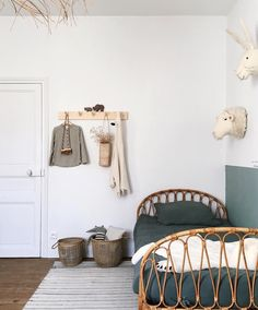 We all know how difficult it is to decorate a kids bedroom. A special place for any type of kid, this Shop The Look will get you all the kid's bedroom decor ide Vintage Boys Bedrooms, Bedroom Vintage, Girls Bedroom, Bedroom Decor, Bedroom Ideas, Bedroom Bed, Bedroom Inspiration, Bedroom Green, Bedroom Designs