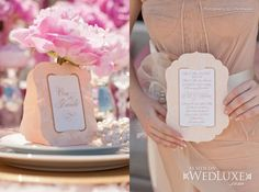 Style File: Pretty in Pink | WedLuxe Magazine