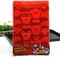 Disney Mickey Minnie Mouse Red Silicone Ice Mould Chocolate Candy Muffin Pan Cup Mold, http://www.amazon.com/dp/B00CQNZ22K/ref=cm_sw_r_pi_awd_Pqm8rb140Q2CV